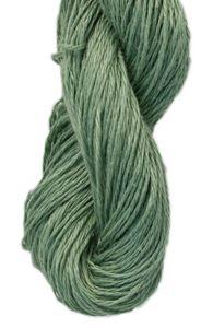 Linen, hørgarn til kølig sommerstrik fra Marks & Kattens - 955 Æblegrøn