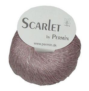 Scarlet og Print - Et hørgarn fra Permin - 06 Gammelrosa