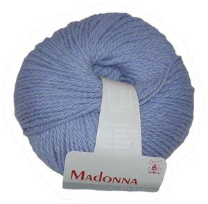 Lækker blød Uld, Alpakka og Mohair garn - Madonna fra Permin - 22 Lavendel
