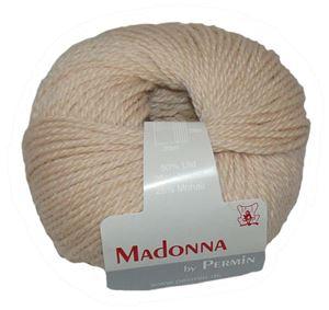 Lækker blød Uld, Alpakka og Mohair garn - Madonna fra Permin - 02 Sorbet