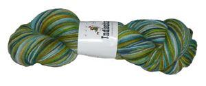 Blød 100% alpakka - Indiecita fra Filcolana - 507 Grøn Mix
