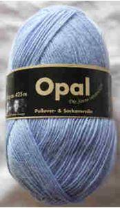 Opal Uni 2114 Lyseblå