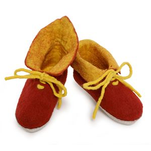 Betterfelt Aladdin - rød