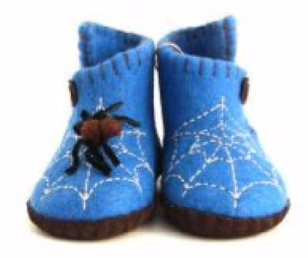 Billede af Clemente Børnestøvle med Edderkop