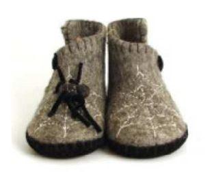 Clemente Børnestøvle med edderkop