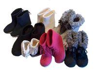 Billede til varegruppe Filtstøvler
