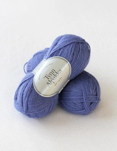 Tynn Alpakka -100% Alpakka fra Du Store Alpakka - 129 Lavendel