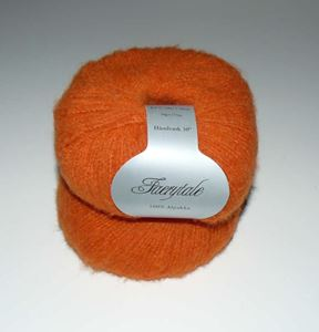 Suri Alpakka - Faerytale til løst strik fra Du Store Alpakka - 713 Orange