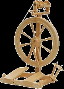 Sammenklappelig transportabel spinderok med rygsæk - Kromski Sonata