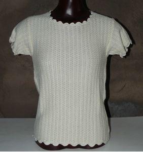 Kortærmet bluse 1938