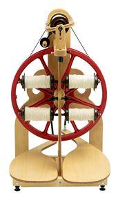 Tenhusstænger til Ladybug fra Schacht Spinning Company