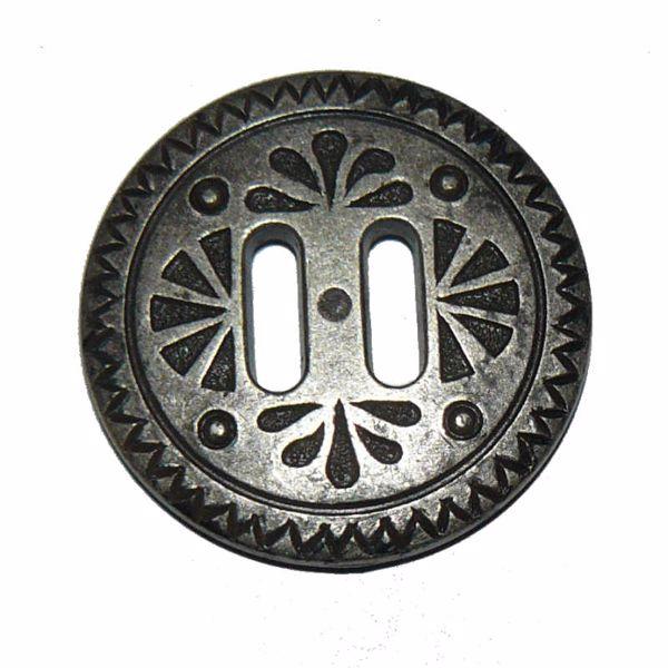 Billede af Inka metal knap