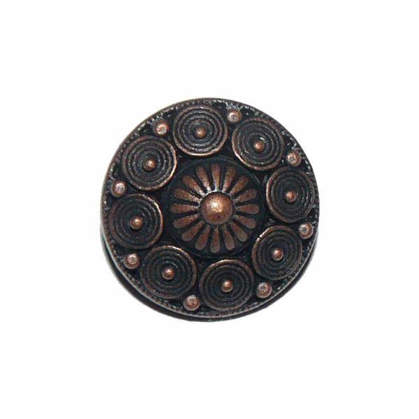 Billede af Viking metal knap