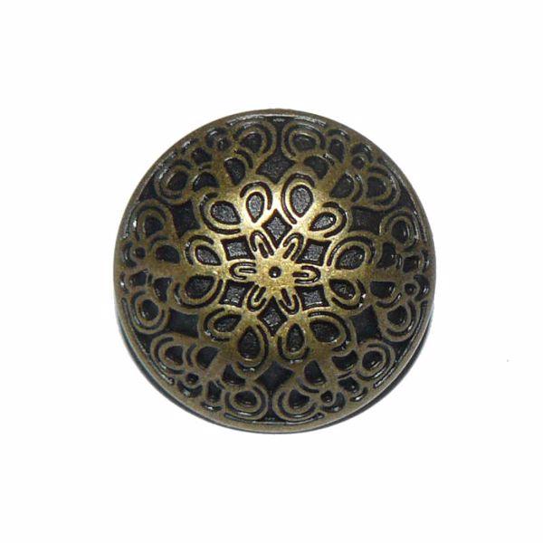 Billede af Rennæsance metal knap