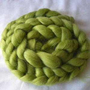 Wensleydale tops - Æblegrøn