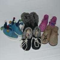 Billede til varegruppe Filtstøvler - Børn