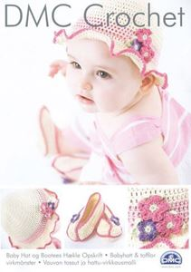Baby hat og sko - 14891L - af DMC Petra