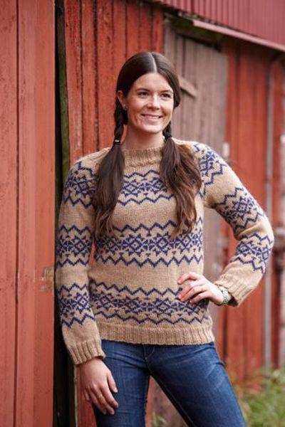 Billede af Islandsk Sweater