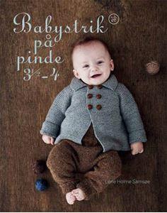 Babystrik på pinde 3½-4