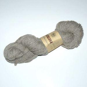 Cataluna Ufarvet Naturuld - Lækkert strikke garn fra CeWeC - 12 Lys Grå