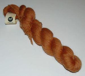 1-trådet KidMohair fra Naturfiber - 1114 Mokka
