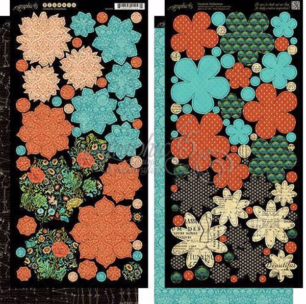 Blomster - Couture fra Graphic 45