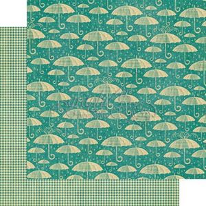 "Check it out - Raining Cats & Dogs 12"" Designpapir fra Graphic 45"