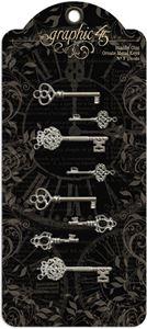 Shabby Chic Nøgler fra Graphic 45