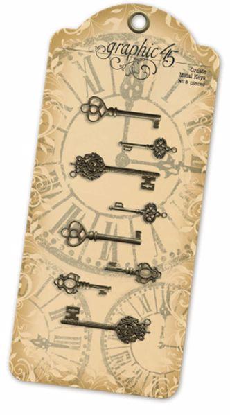 Antikke Nøgler fra Graphic 45