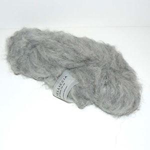 Pelliccia strikkegarn fra Fancy Knit - Uld med ræve uld