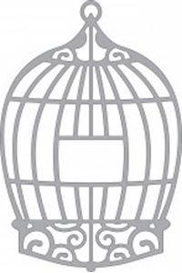 Fuglebur - Die Standsejern fra Cheery Lynn - B198 Bird Cage