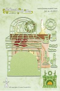 Pejs - Fireplace - Dies Standsejern fra Leane Creatief - 45.9937