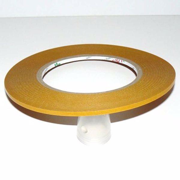 Dobbeltklæbende tape 3 mm 50 m