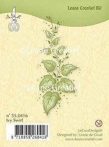Efeu stempel - Ivy Swirl - 55.0416