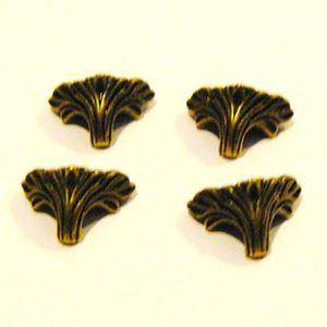 Små Fødder - Antik bronze