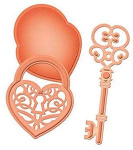 Love Locket - Dies Standsejern fra Spellbinders - S2-035