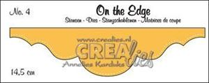 On The Edge no. 04 - Dies Standsejern fra CreaLies