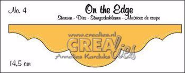 On The Edge no. 04 - Dies Standsejern fra CreaLies