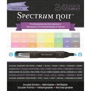 Spectrum Noir - Pastels 24'er sæt