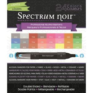 Spectrum Noir - Lights 24'er sæt
