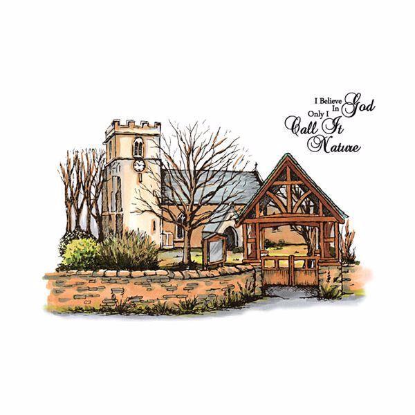 Billede af Believe - Landsby kirke