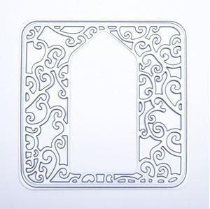 Elegant Vine Square - Tag Die Standsejern fra Tonic Studios -  384E