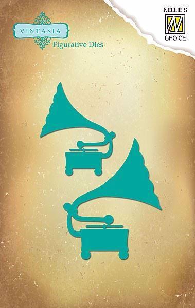 Grammofoner - Dies Standsejern fra Nellie Snellen - VIND005
