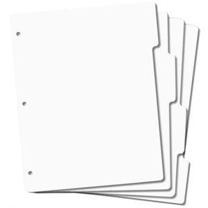 Faneblade til EZBinder Stor - SS21 - Opbevaring af stempler fra Crafters Companion
