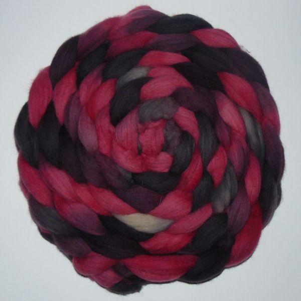 Billede af Brasilliansk uld tops - Håndmalet