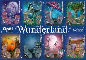 Opal Wunderland  6-fach Kollektion