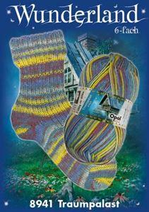 Opal Wunderland  6-fach - 8941