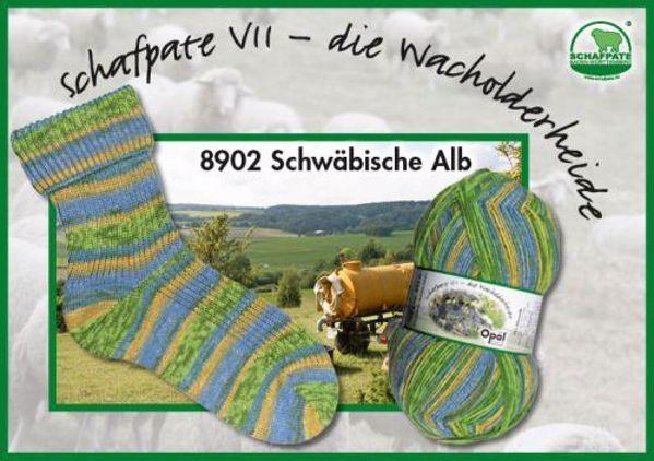 Billede af Opal Schafpaté VII - 8902