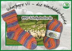 Opal Schafpaté VII - 8907