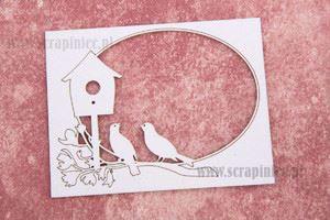 Chipboard Ramme  - 2722